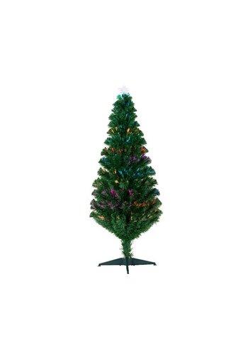 Lumineo Kunstkerstboom burtley 120cm groen 30L