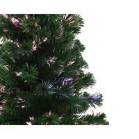 thumb-Kunstkerstboom fibre optic 150cm 39L-2