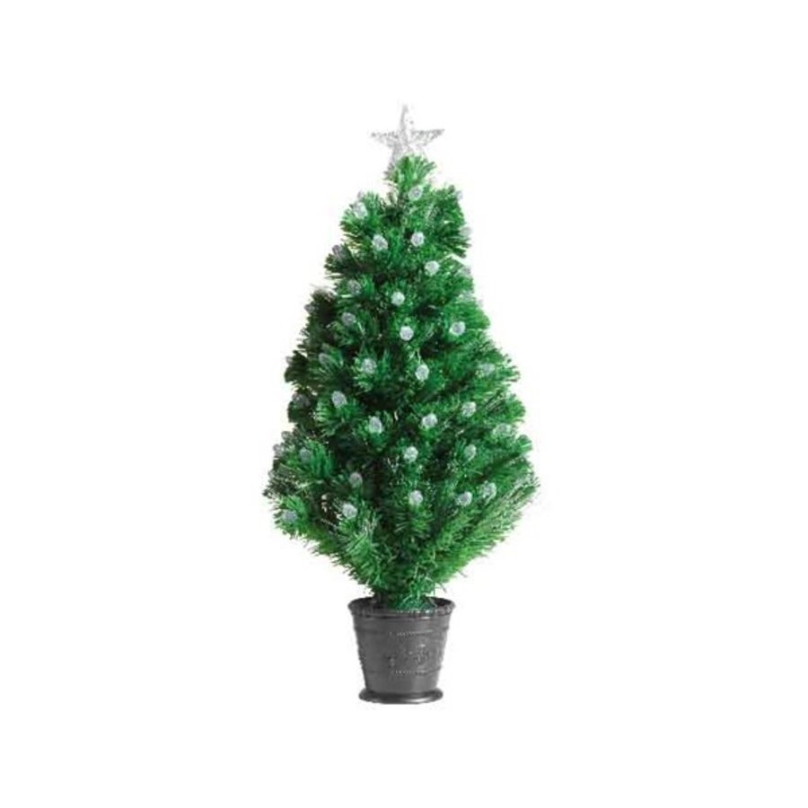 Kunstkerstboom fibre prestwick 60cm 65L-2