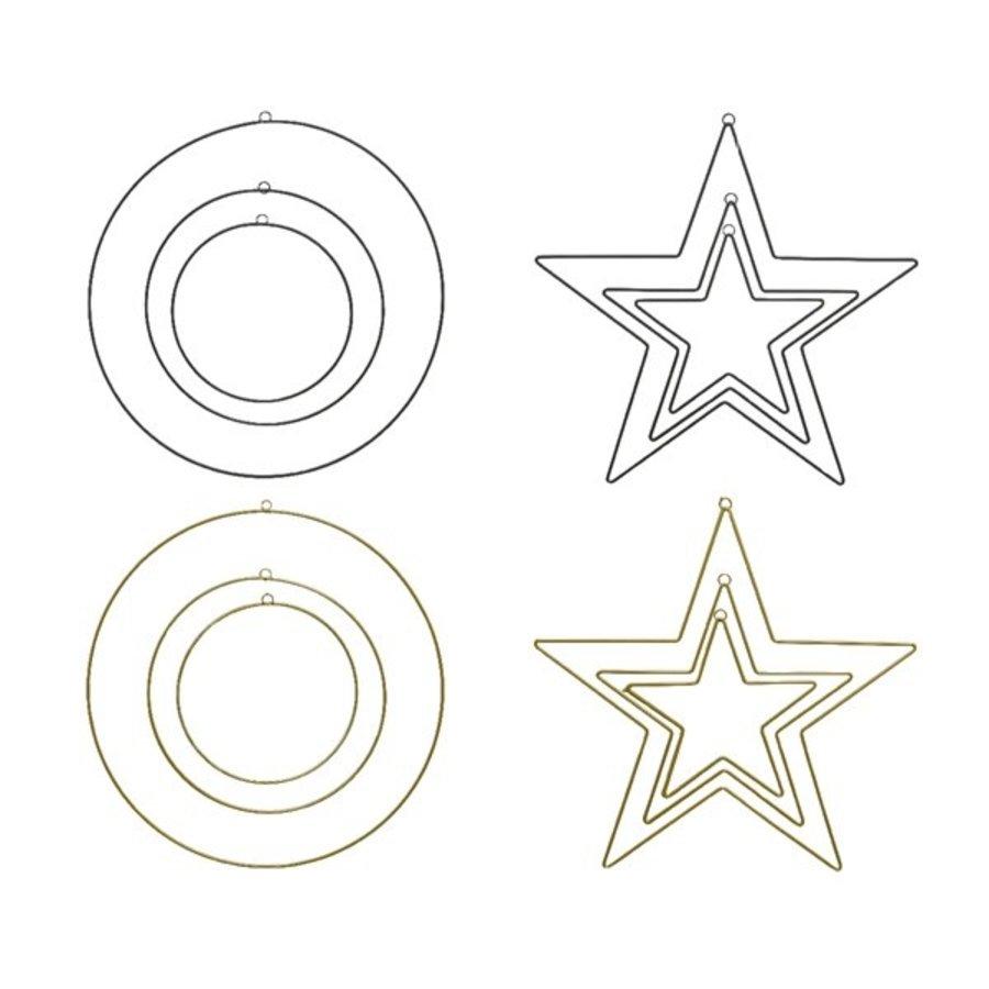Set/3 figuren, ijzer-2