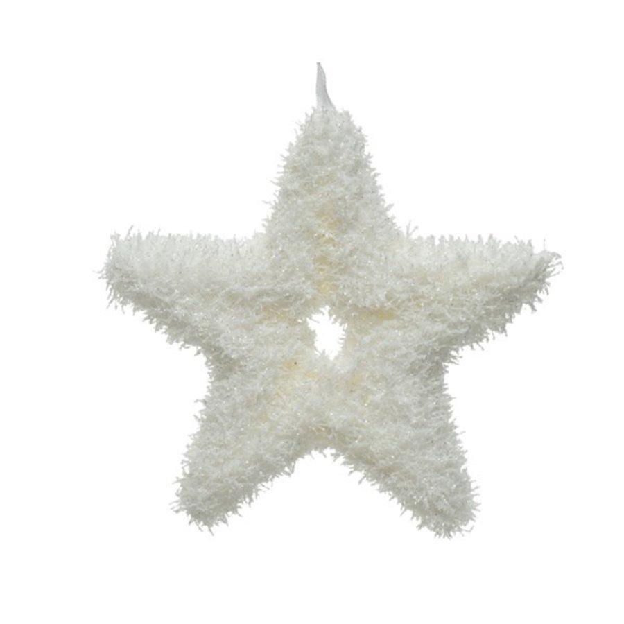 Ster open foam wit 2.5x12.5x12.5cm-1