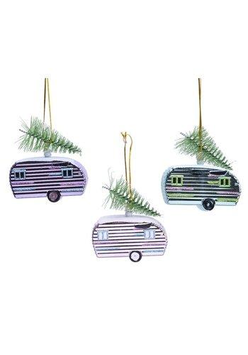 Decoris Plastic hanger caravan