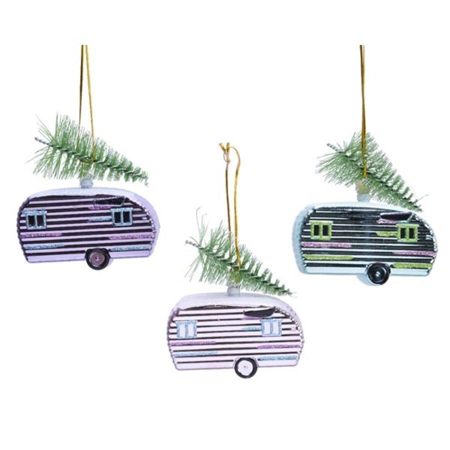 Plastic hanger caravan-1