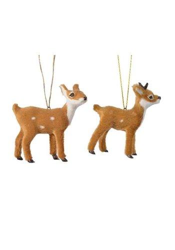 Decoris Bambi met hanger 9.5cm