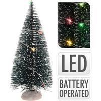 Kerstboom 15cm/2 multi-lights