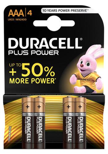 Duracell Duracell plus batterijen AAA
