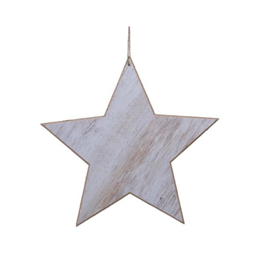 Ster met hanger 30cm-1