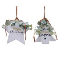 Kerstfiguur met hanger