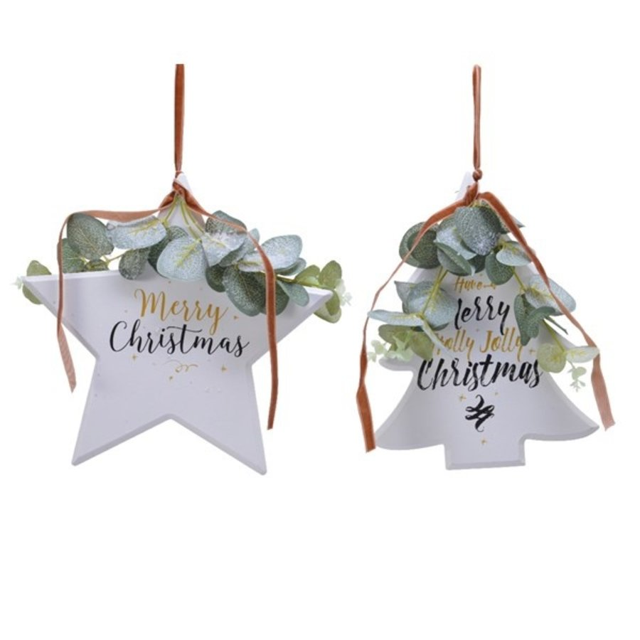 Kerstfiguur met hanger-1