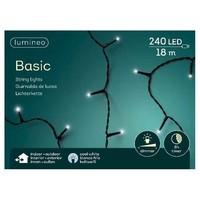 thumb-LED basic lights - black cable - Koel wit-3