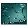 Lumineo LED basic lights - black cable - Koel wit