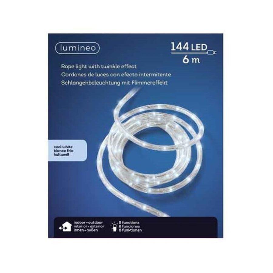 LED rope light Twinkle - Koel Wit-1