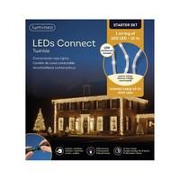 thumb-LED rope light Twinkle - Warm Wit (starter set)-2