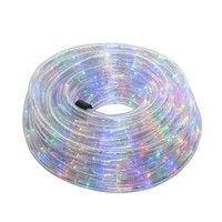 thumb-LED rope light Twinkle - Multicolour (starter set)-1