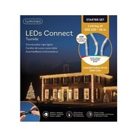 thumb-LED rope light Twinkle - Multicolour (starter set)-2