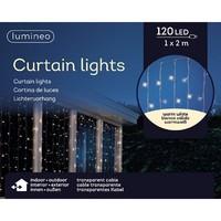 thumb-LED gordijnverlichting - transparant - Warm Wit-1