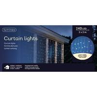 thumb-LED gordijnverlichting - transparant - Warm Wit-3