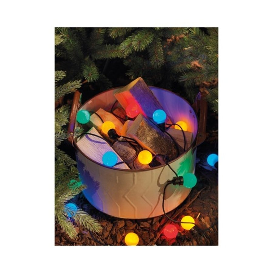 LED Partylight Twinkle - Multicolour-1