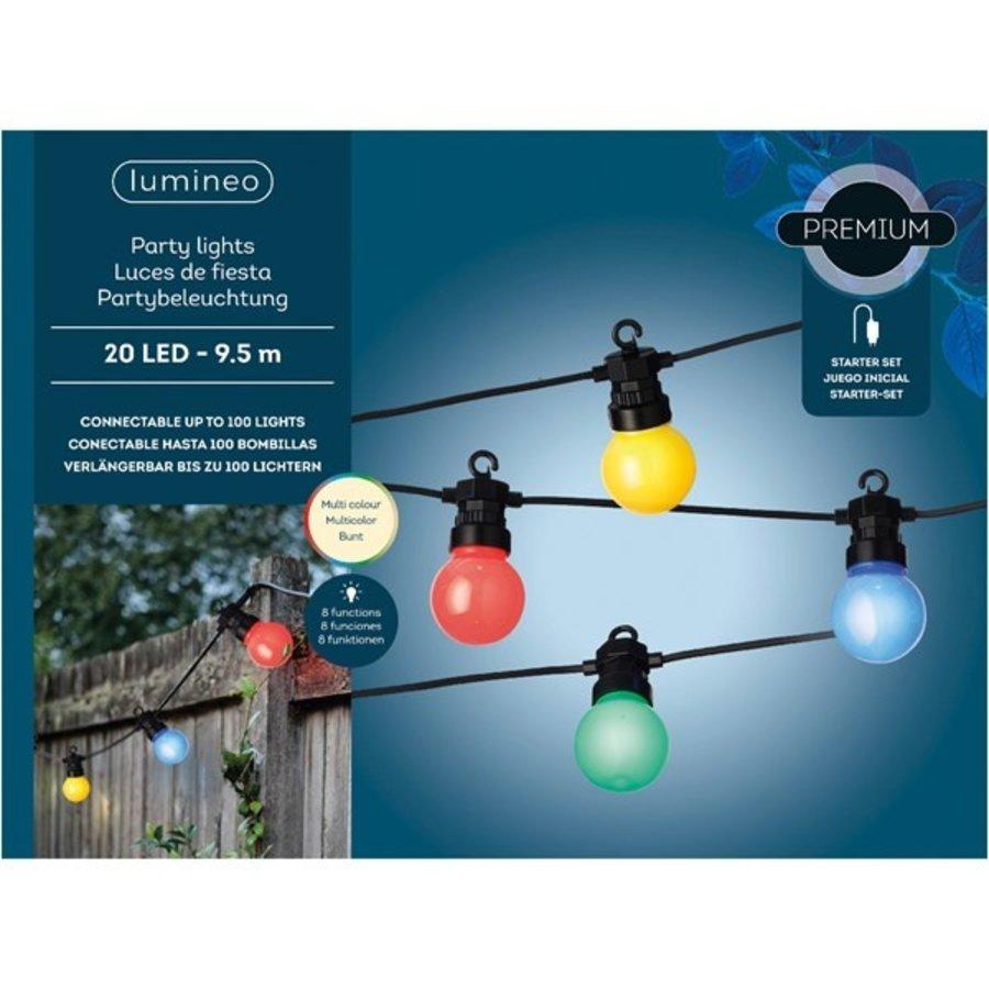 LED Partylight Twinkle - Multicolour-2