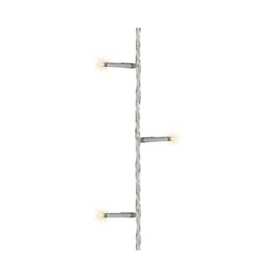 LED budget basic twinkle - transparant - Warm Wit-1