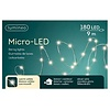 Lumineo micro LED lights - silver wire - Warm Wit