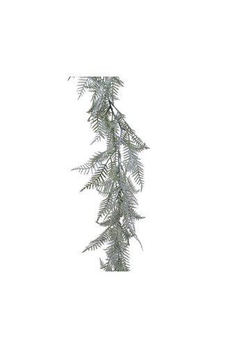 Decoris Guirlande asparagus frost, 180cm, 120 tips