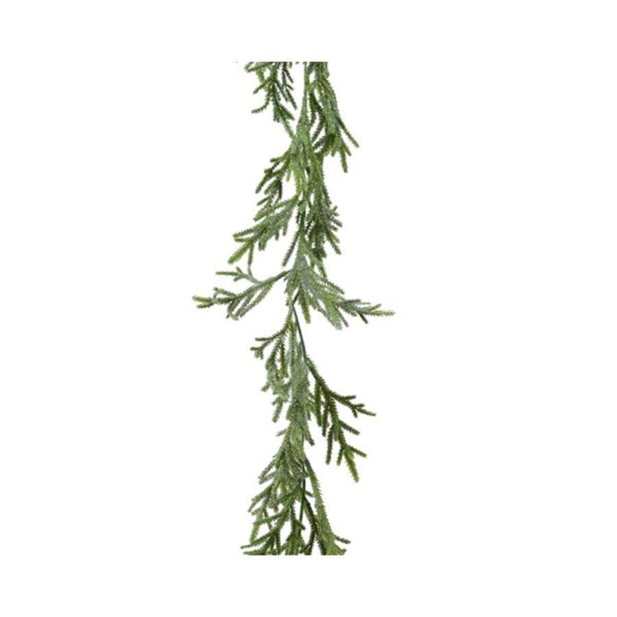 Guirlande frosted, 180cm-1