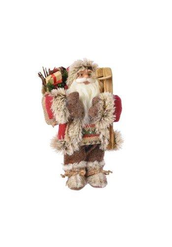 Decoris Kerstman, 30cm
