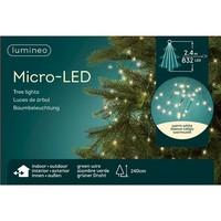 thumb-micro LED boomverlichting - groene kabel - Warm Wit-5