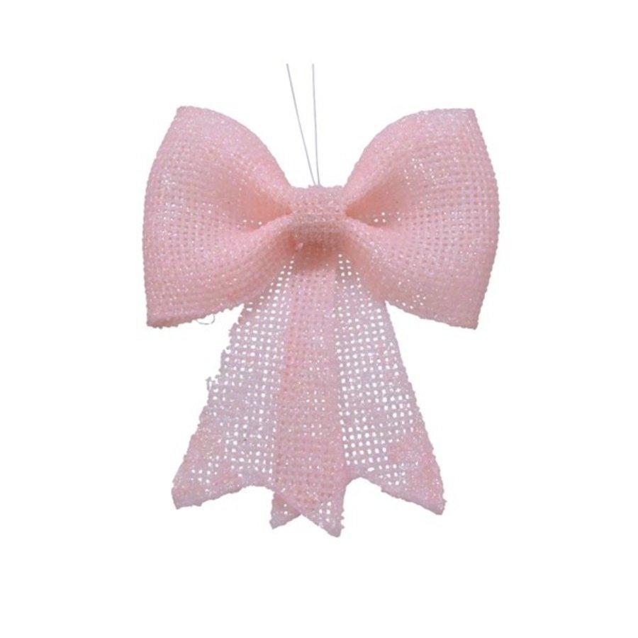 Strik plastic met hanger, 14cm-1