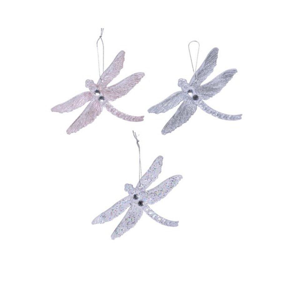 Libelle plastic met hanger-1
