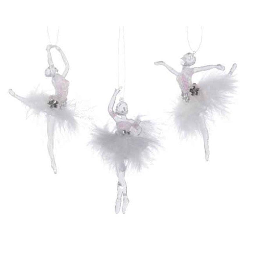 Balletdanser acryl met hanger-1