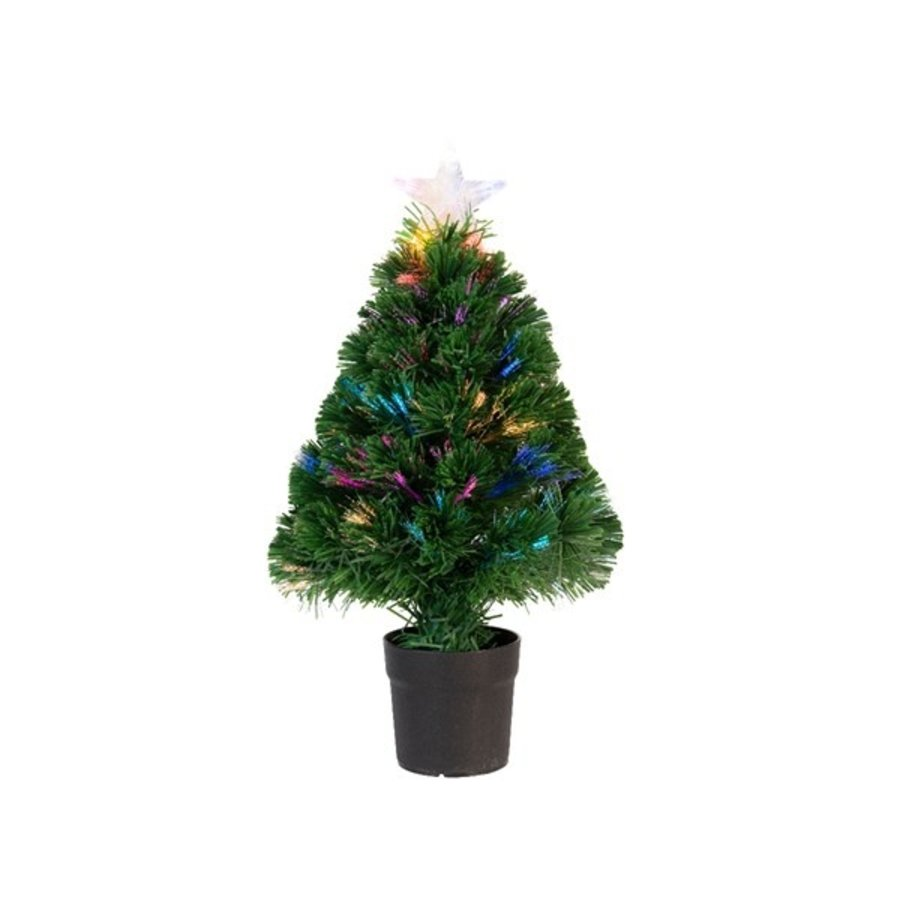 Kerstboom fibre optic Burtley 60cm-1