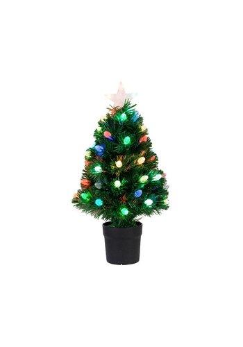 Kerstboom fibre optic 60cm