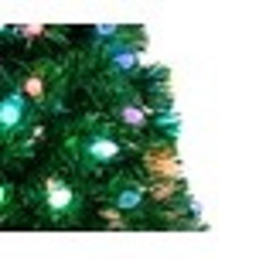 Kerstboom glasvezel 150cm 154lights-2