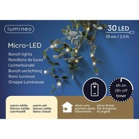 thumb-micro LED blad bunch - Warm Wit-2