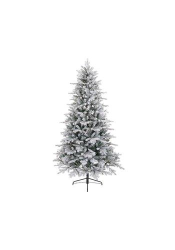 Everlands Kerstboom frosted vermont spruce 150cm