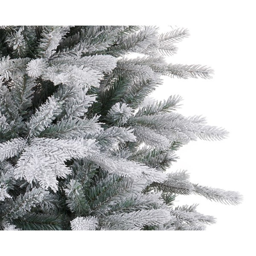Kerstboom frosted vermont spruce 210cm-2