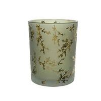 Theelicht glas, 18cm