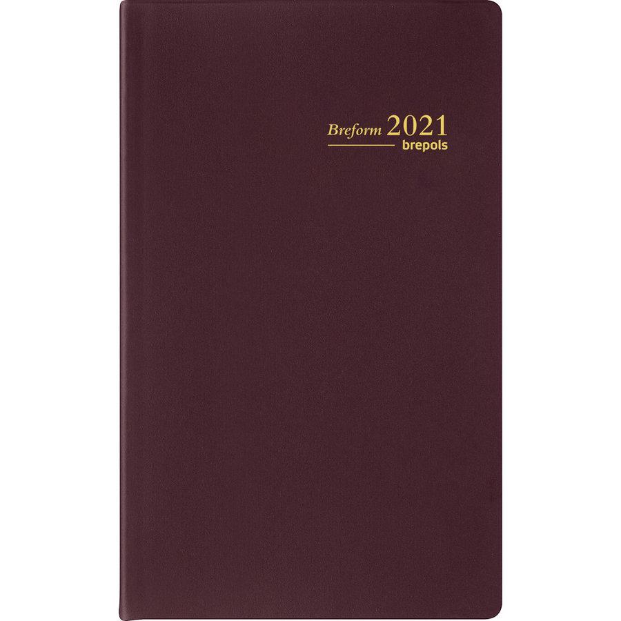 Brepols agenda 2022 breform pvc seta-1