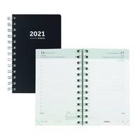 Brepols agenda 2021 breform zwart