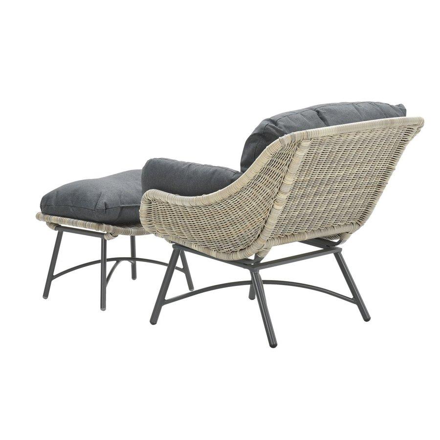 Logan fauteuil met voetenbank-4