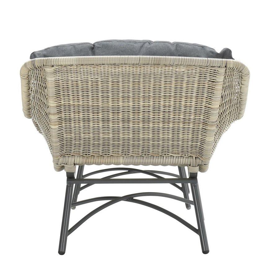 Logan fauteuil met voetenbank-5