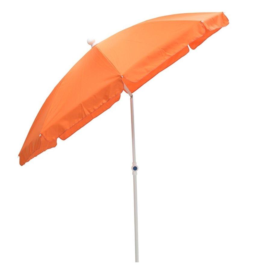 Strandparasol 200cm, oranje-2