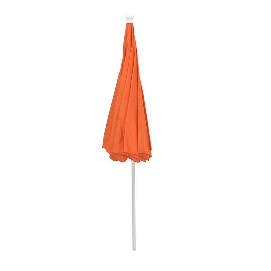 Strandparasol 200cm, oranje-3