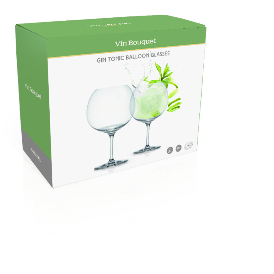 Set/2 gin tonic glazen-1