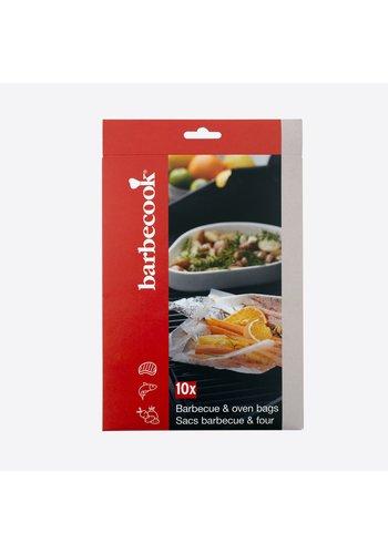 Barbecook Oven- en bbq zakjes, set/10