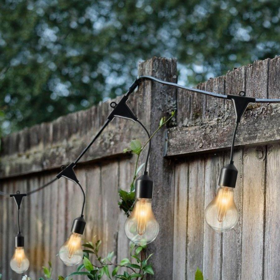 LED Partylights starter set buiten - Klassiek warm-1