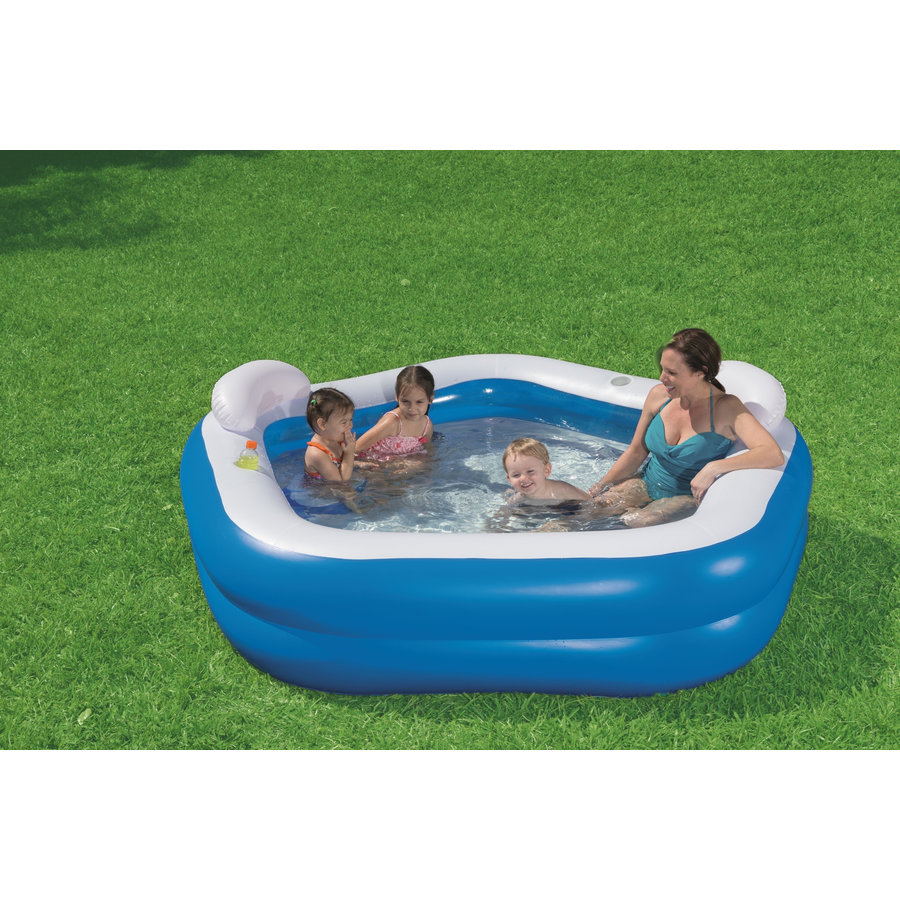 Familiezwembad, vijfhoekig-1