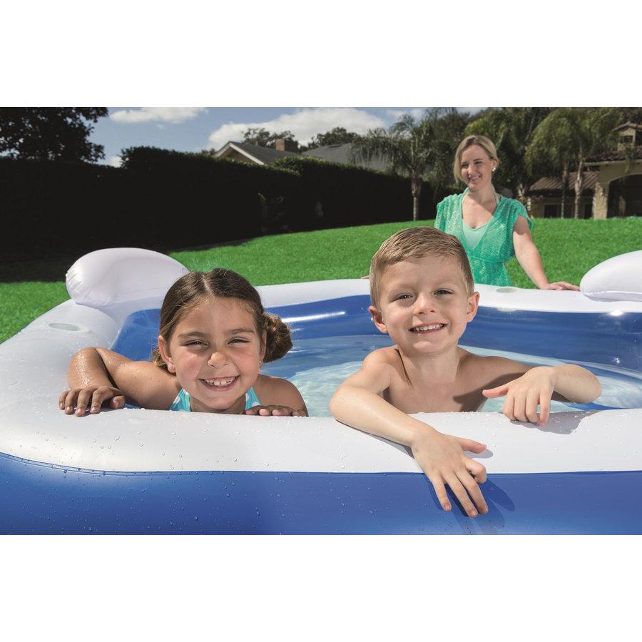 Familiezwembad, vijfhoekig-5